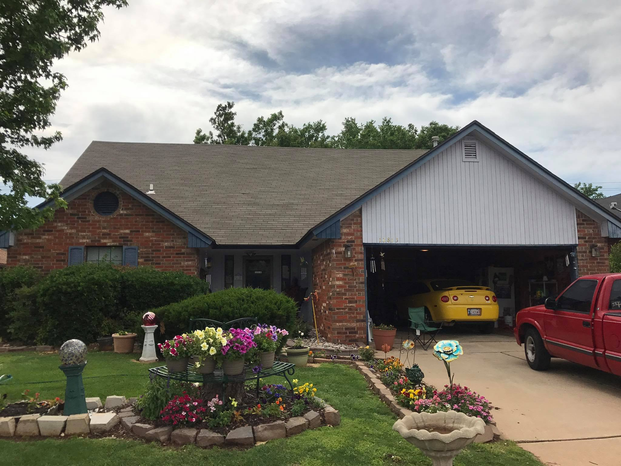 Roofing Project Gallery In Yukon And Oklahoma City Ok
